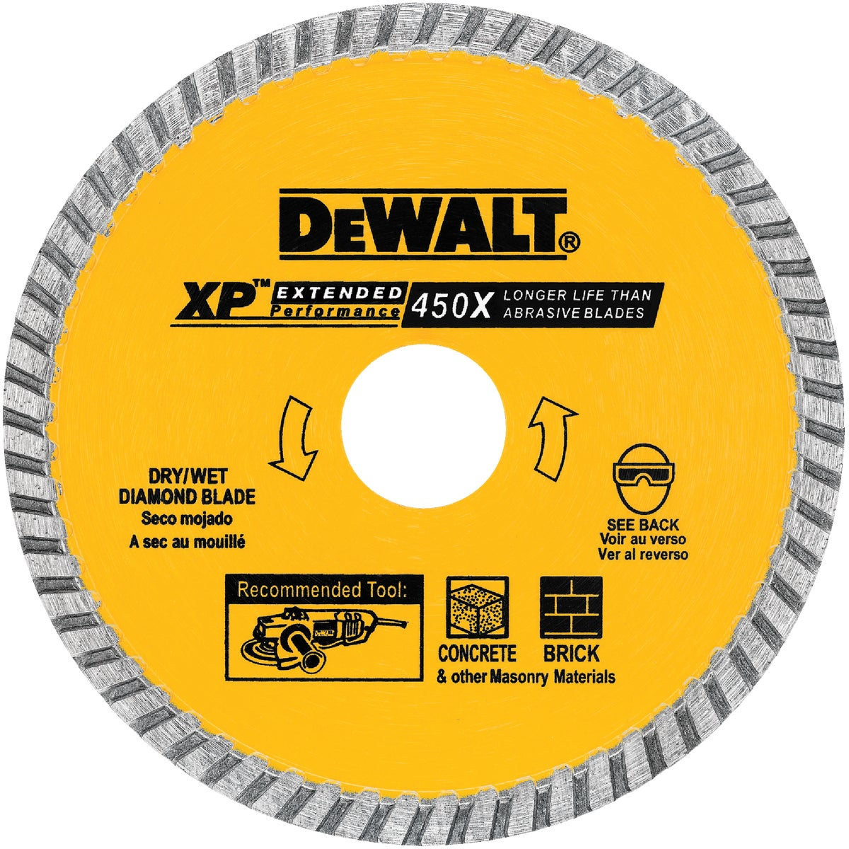 "4"" XP DIAMOND BLADE - DW4700 by DeWalt"