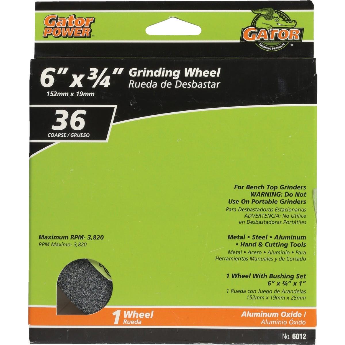 6X3/4 36G GRIND WHEEL
