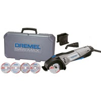 Dremel Saw-Max 3 In. Circular Saw Kit, SM20-02