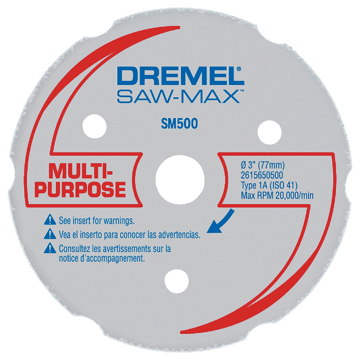 CARBIDE WHEEL - SM500 by Dremel Mfg Co