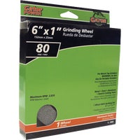 Ali Ind. 6X1 80G GRIND WHEEL 6005