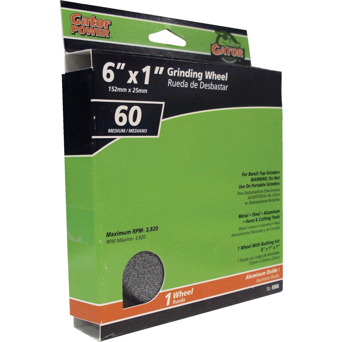 6X1 60G GRIND WHEEL