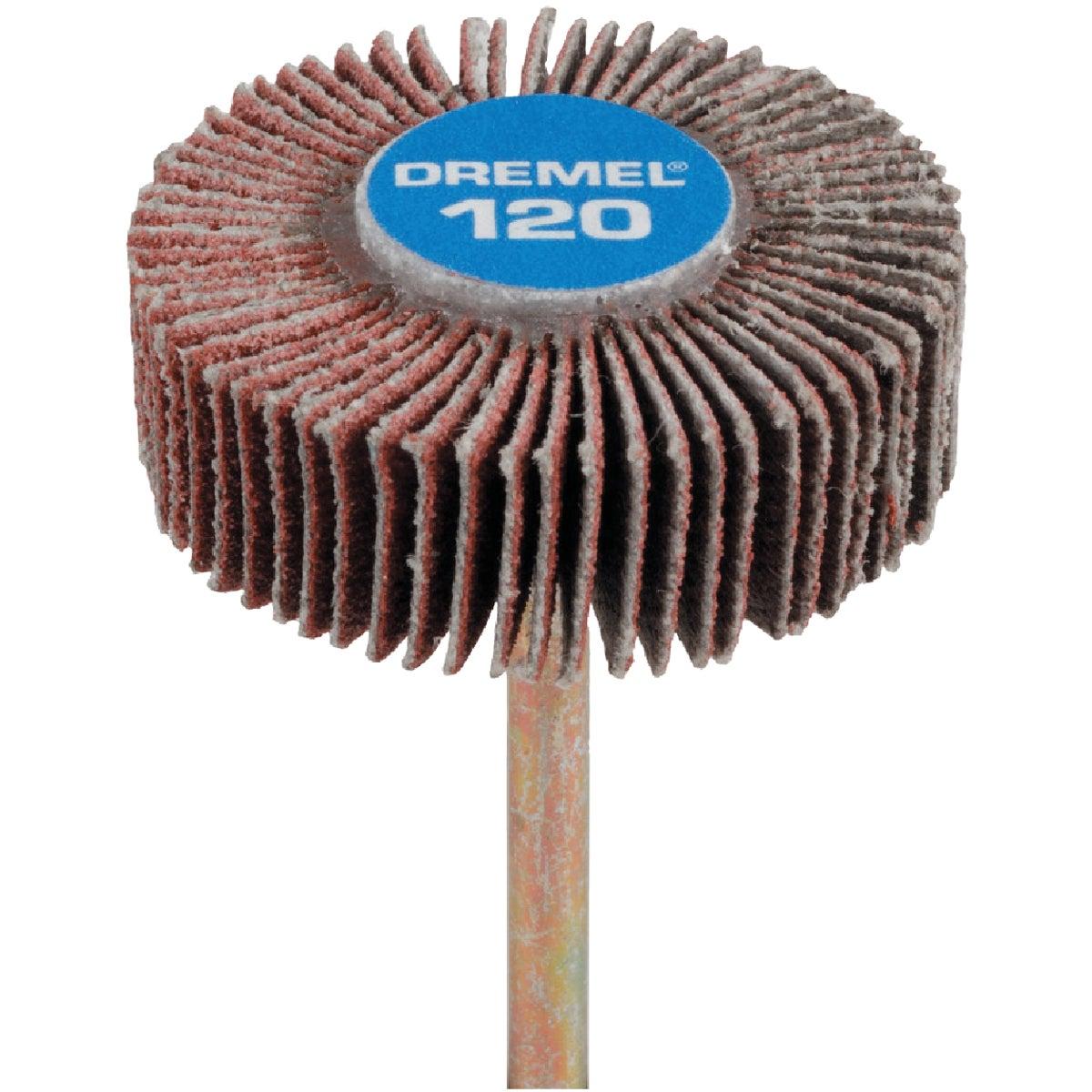 """3/8"""" 120G FLAPWHEEL - 503 by Dremel Mfg Co"""