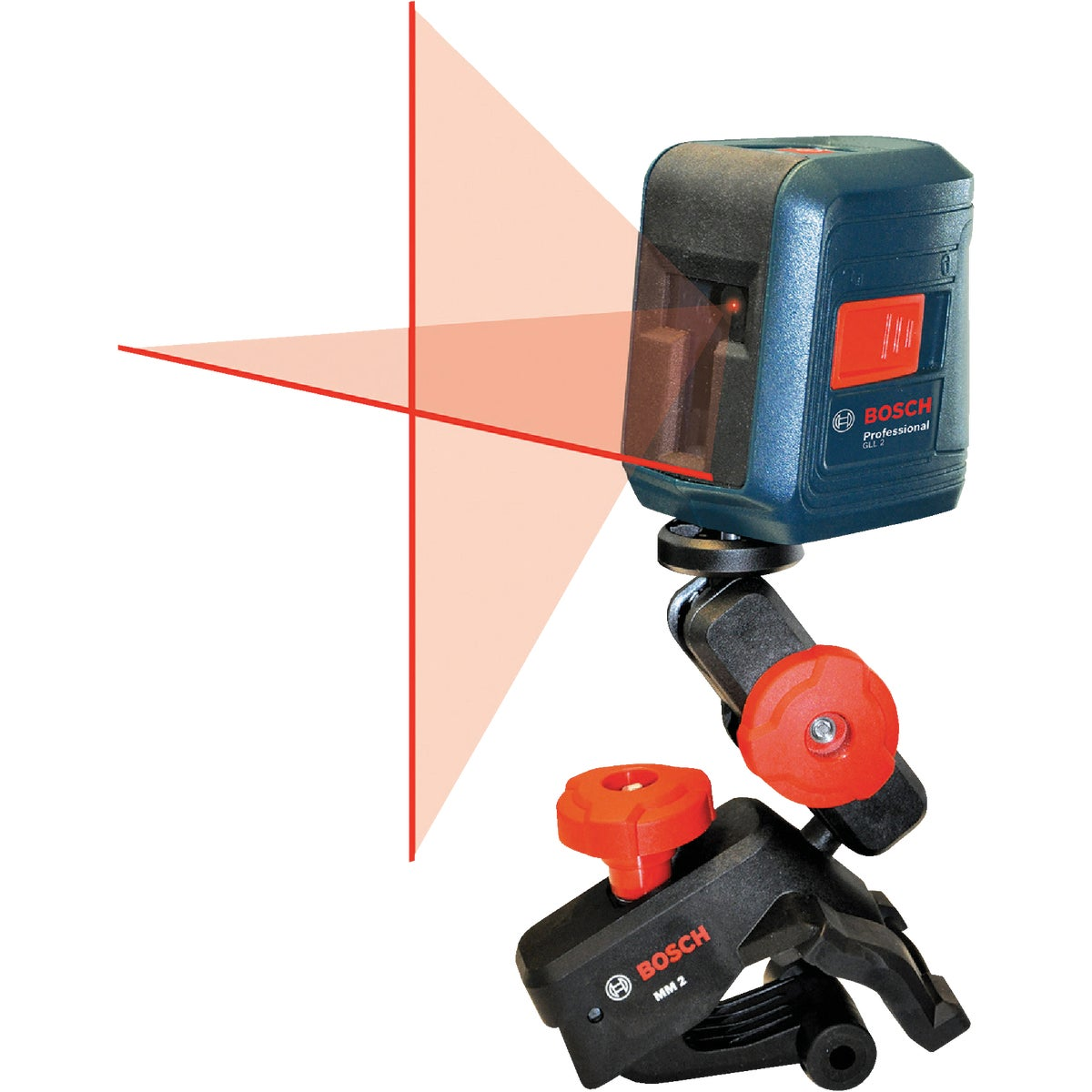 CROSS-LINE LASER - GLL2-10 by Robt Bosch Tool Corp