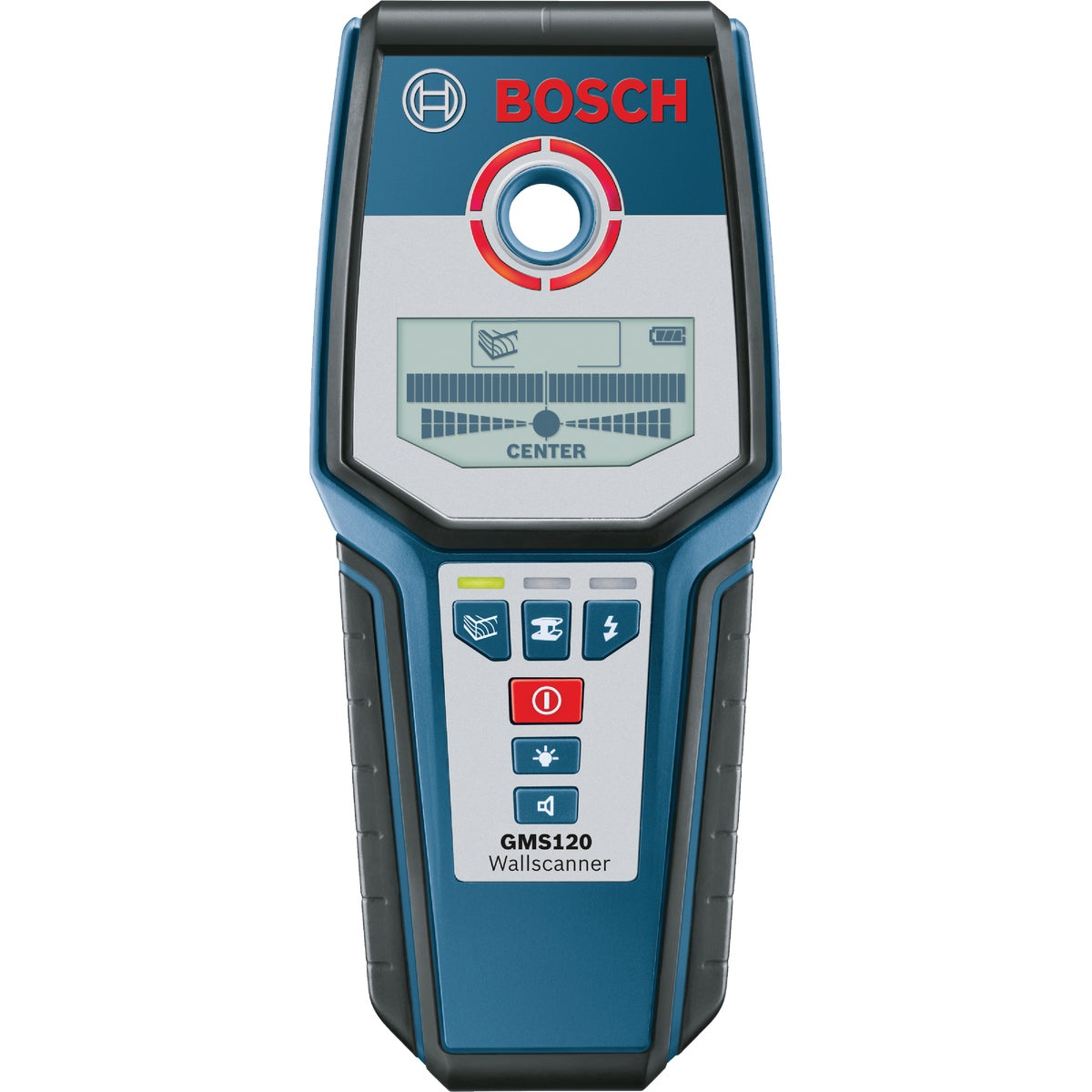 DIGITAL MULTI-SCANNER - GMS120 by Robt Bosch Tool Corp
