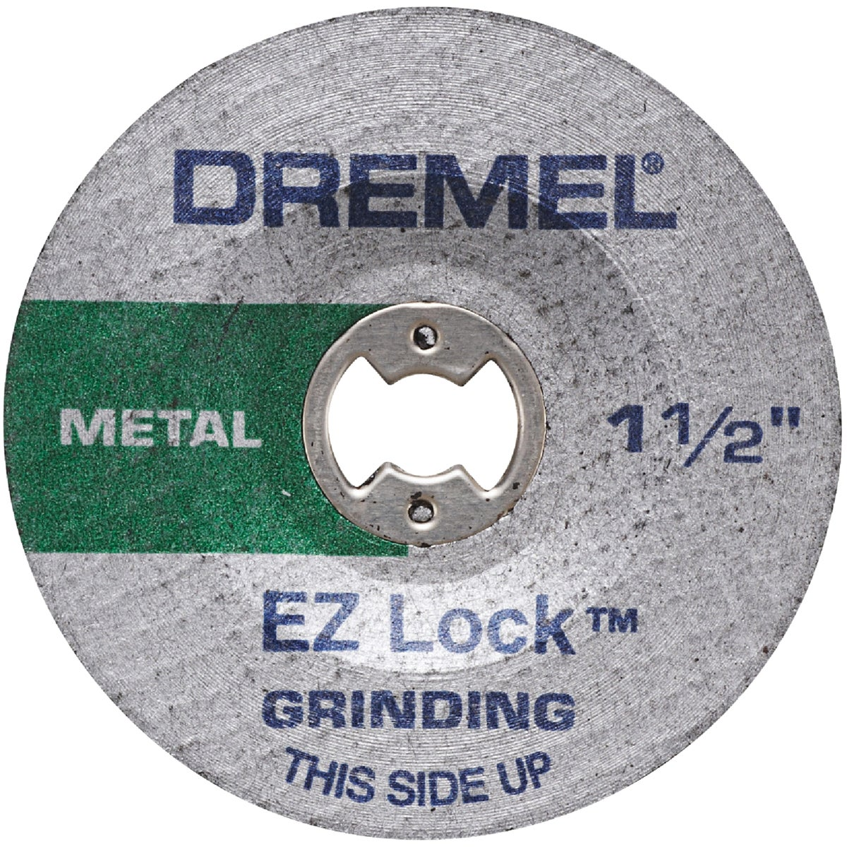 METAL GRINDING WHEEL - EZ541GR by Dremel Mfg Co