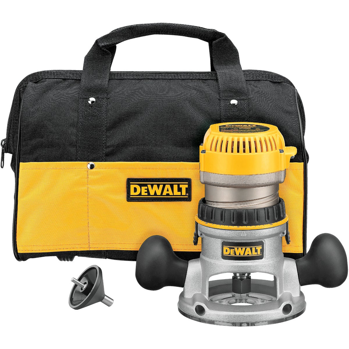 1-3/4HP ROUTER KIT - DW616K by DeWalt