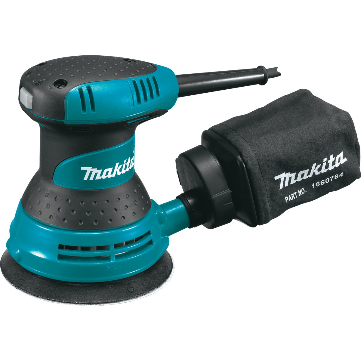 3.0A RANDOM ORBIT SANDER - BO5030K by Makita Usa Inc