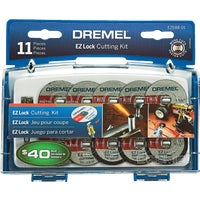Dremel EZ Lock Cutting Rotary Tool Accessory Kit, EZ688-01