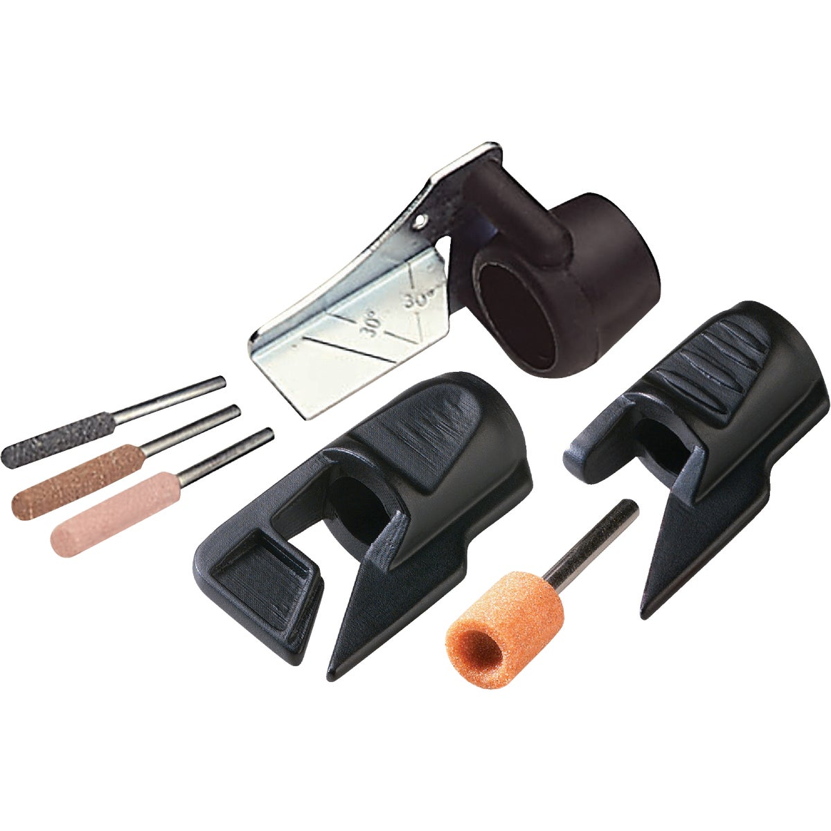 SHARPENING ATTACHMNT KIT - A679-02 by Dremel Mfg Co