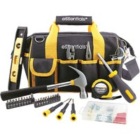 32Pc Black Tool Bag