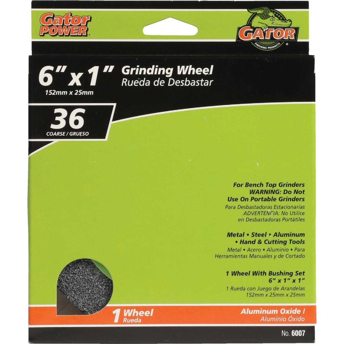 6X1 36G GRIND WHEEL