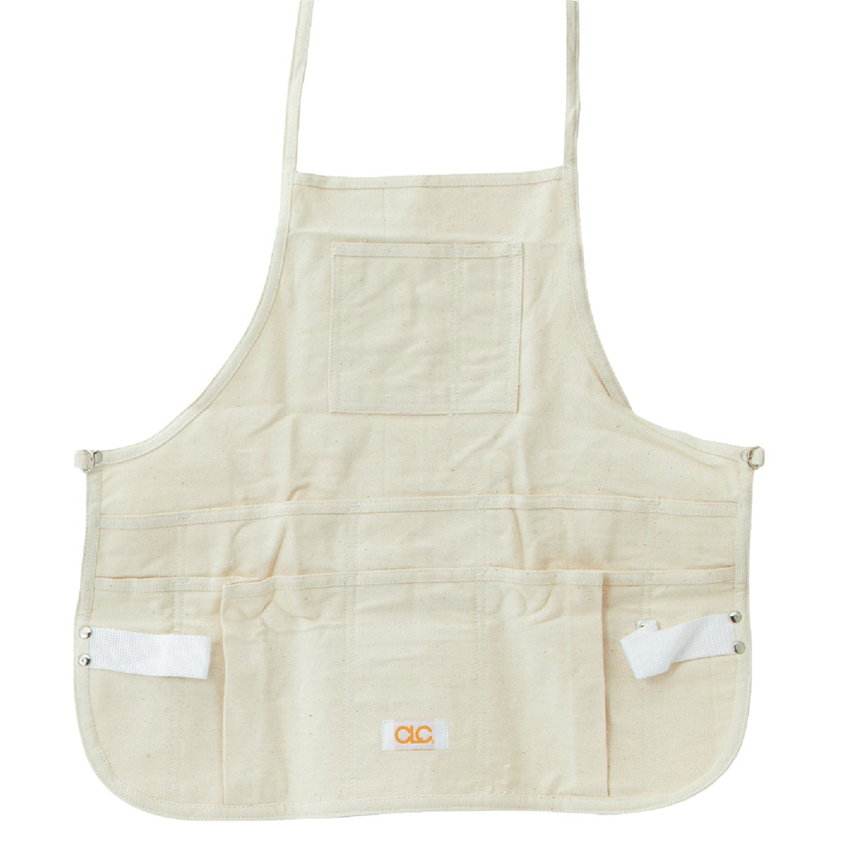 12-POCKET BIB APRON