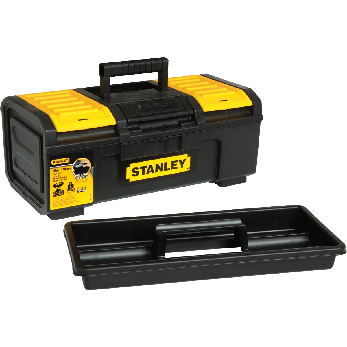 "16"" TOOL BOX - STST16410 by Stanley Tools"