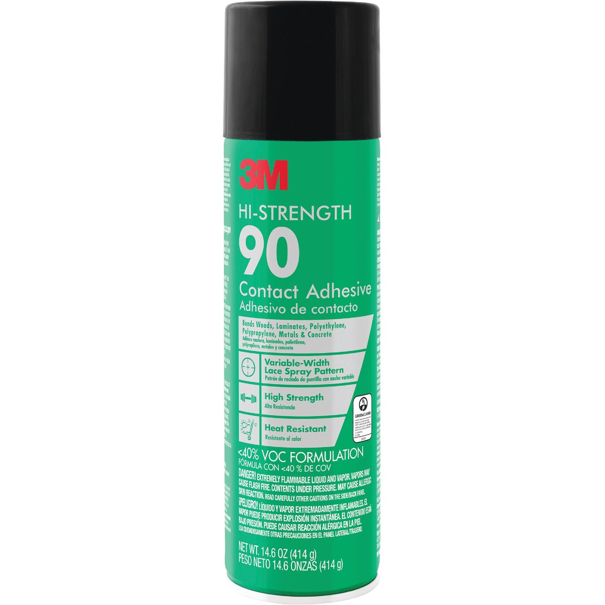 3M Hi-Strength 90 Spray Adhesive (California Compliant)