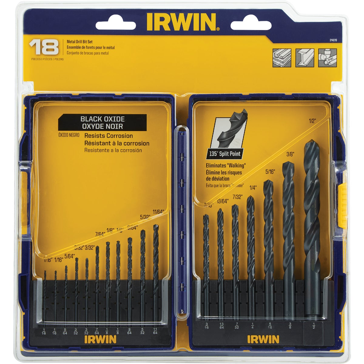 20PC BLK OXIDE BIT SET - DW1177 by DeWalt