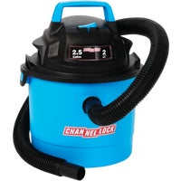 Channellock 2.5 Gal. Wet/Dry Vacuum, VOM205P.CL