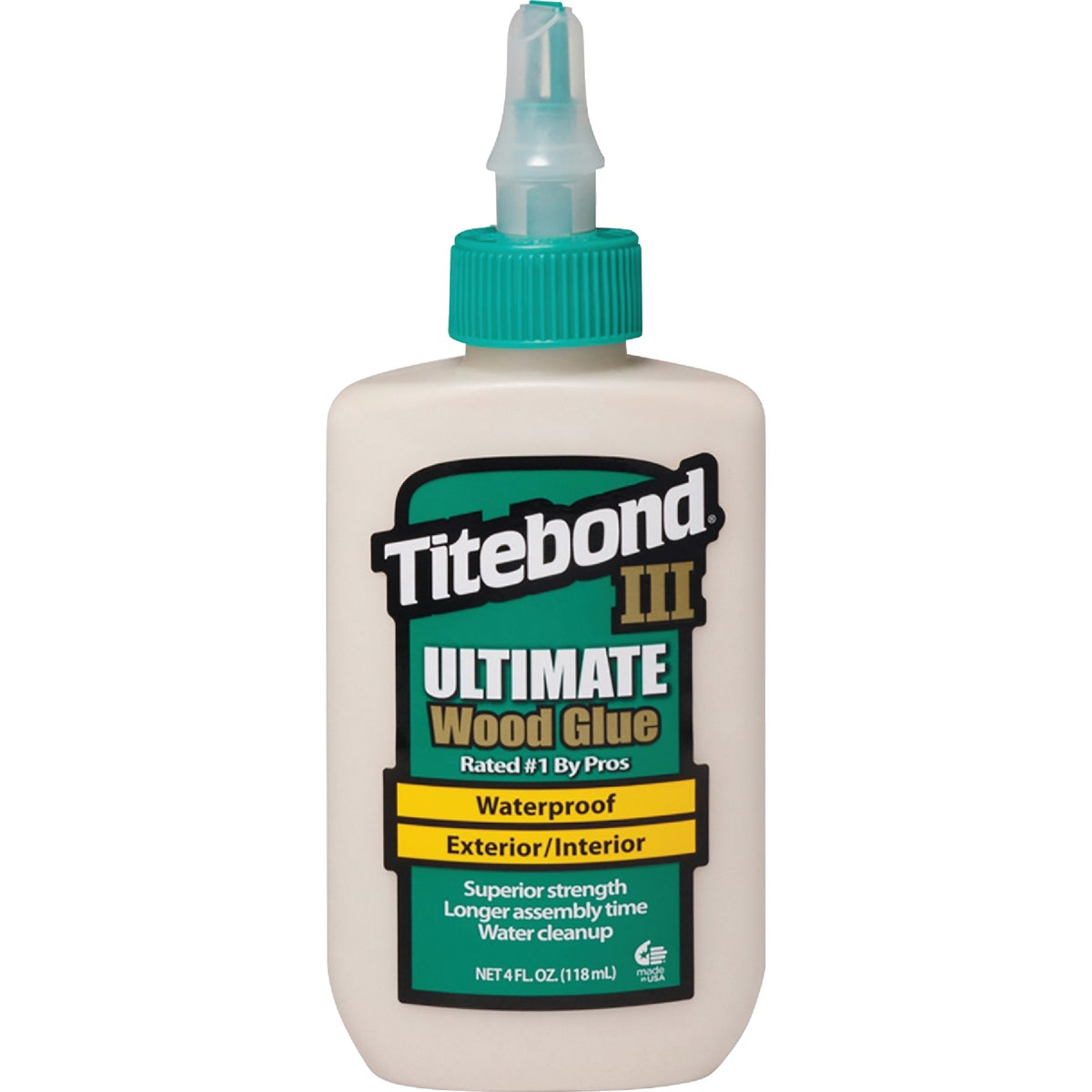 4OZ TITEBOND III GLUE - 1412 by Franklin Interl