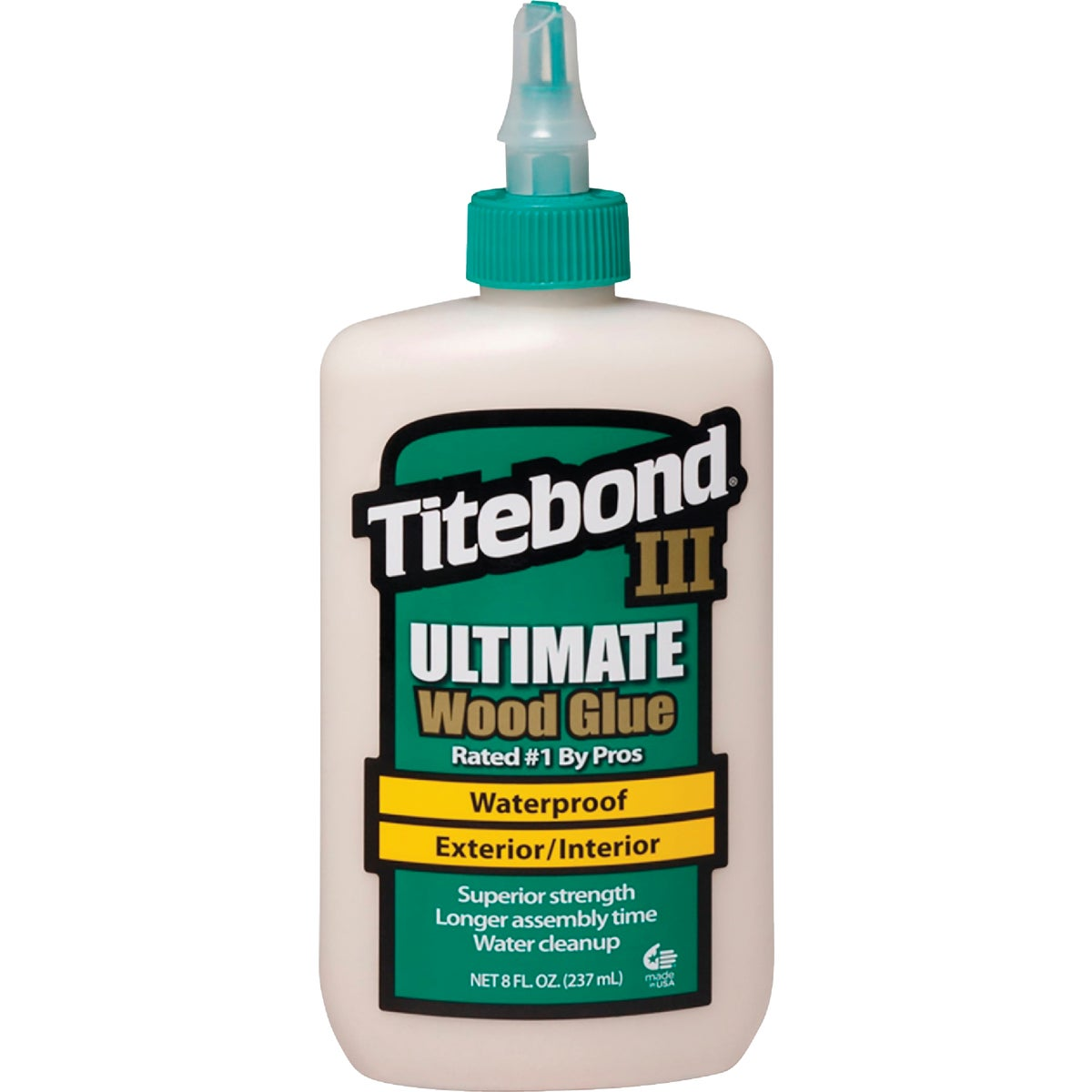8OZ TITEBOND III GLUE - 1413 by Franklin Interl