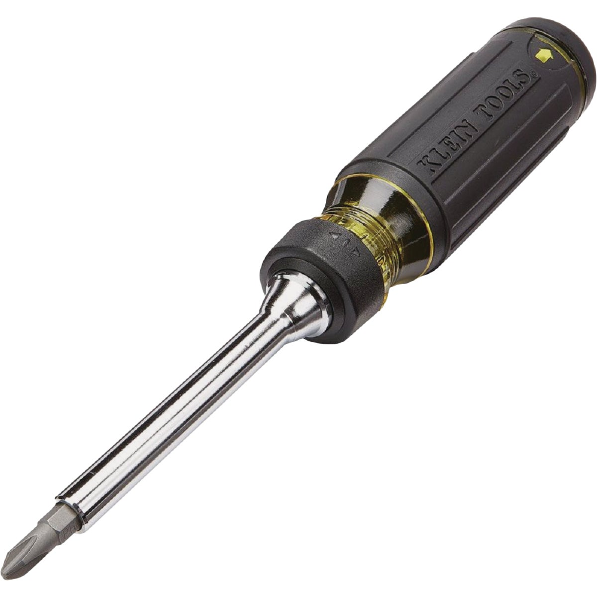 MLTIBT RATCH SCREWDRIVER - 32558 by Klein Tools Inc