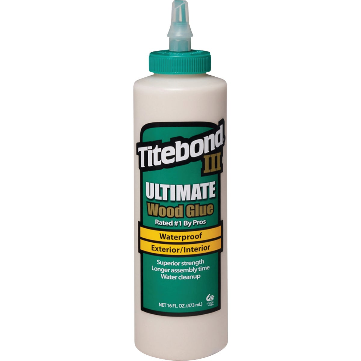 16OZ TITEBOND III GLUE