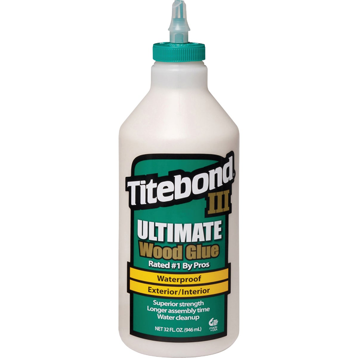 QT TITEBOND III GLUE - 1415 by Franklin Interl