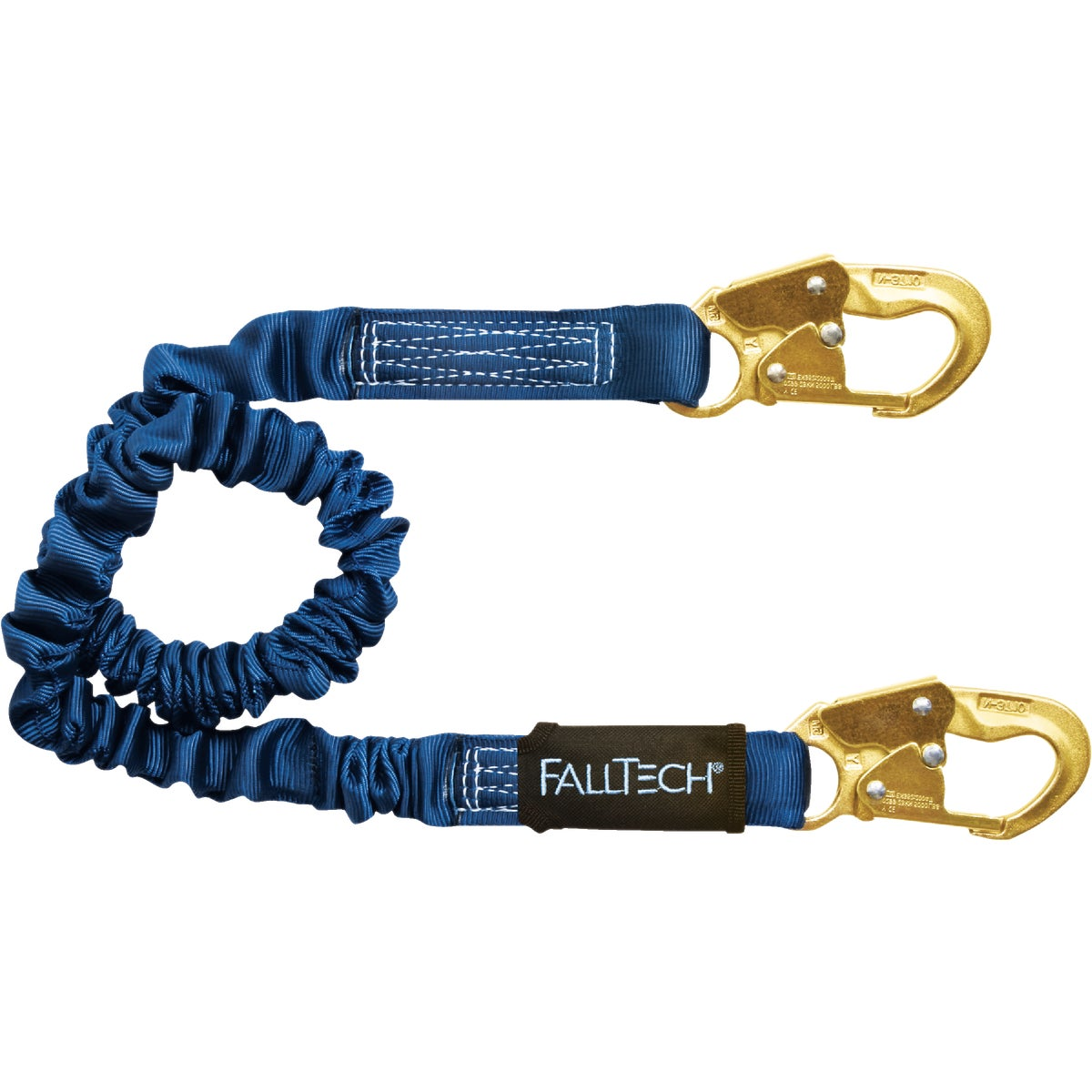 6'SHOCK ABSORB LANYARD - A8240 by Fall Tech