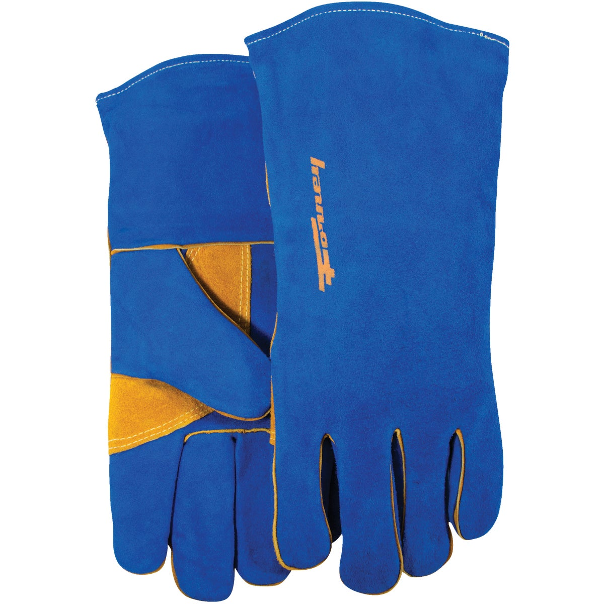 LRG HD WELDING GLOVES - 53422 by Forney Industries