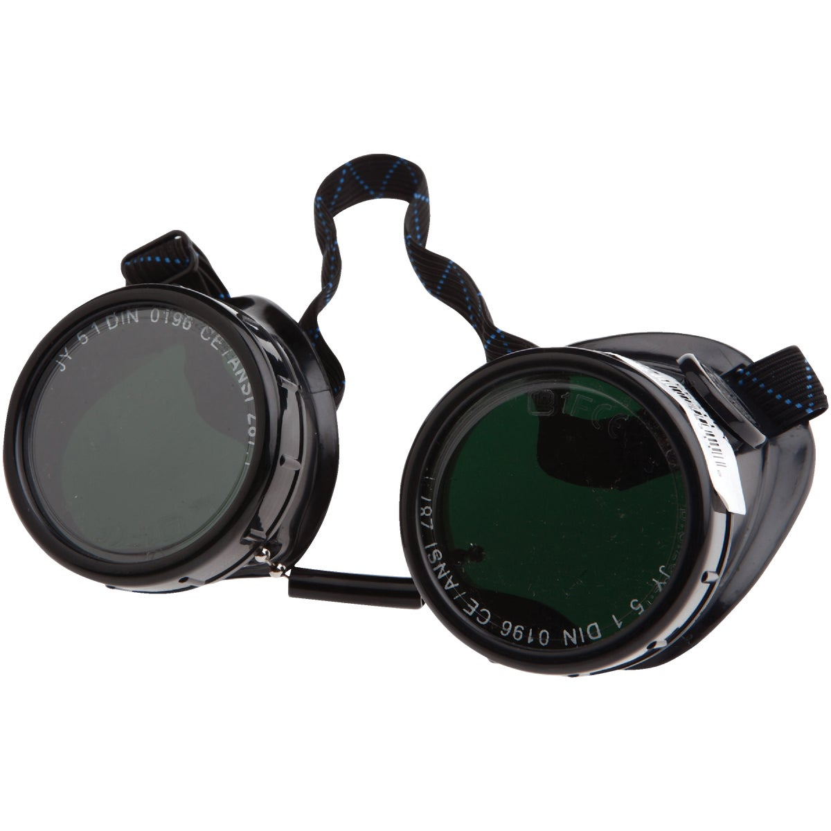 OXY-ACETYLENE GOGGLES - 55311 by Forney Industries