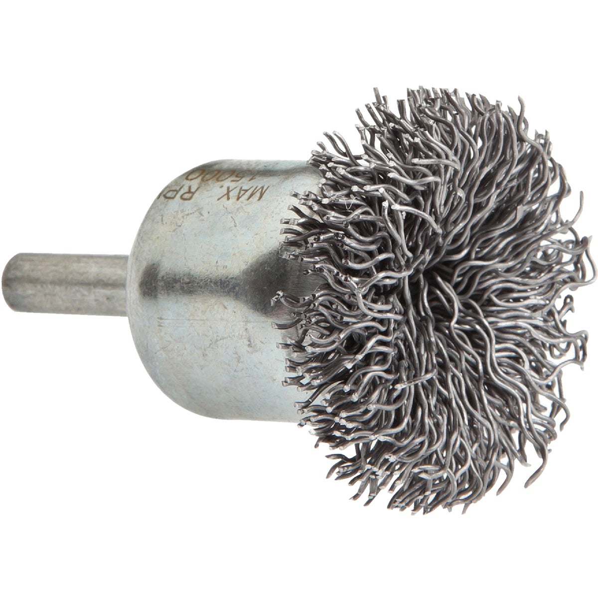 CRIMPED WIRE END BRUSH - 60003 by Forney Industries