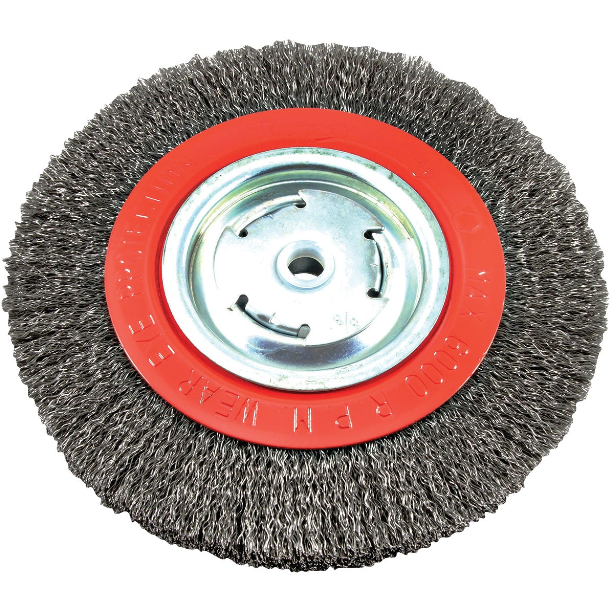 "8"" CRIMPED WIRE WHEEL"