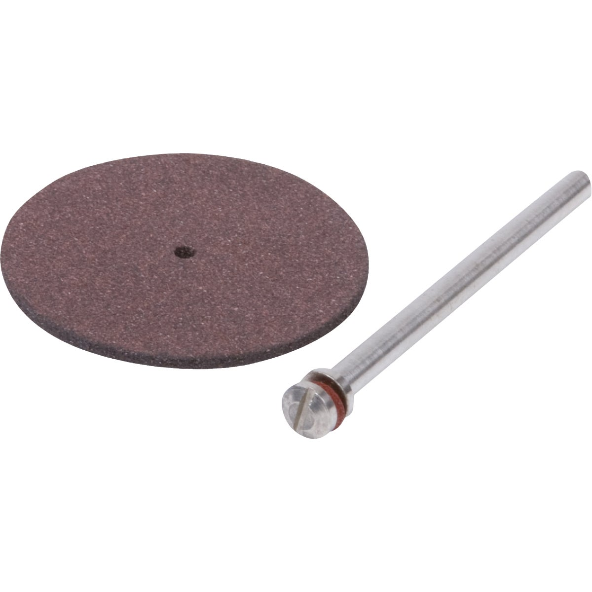 Forney 60222 Cut Off Wheel Kit with 1/8-Inch Mandrel, 1-1/4-Inch, 2-Piece