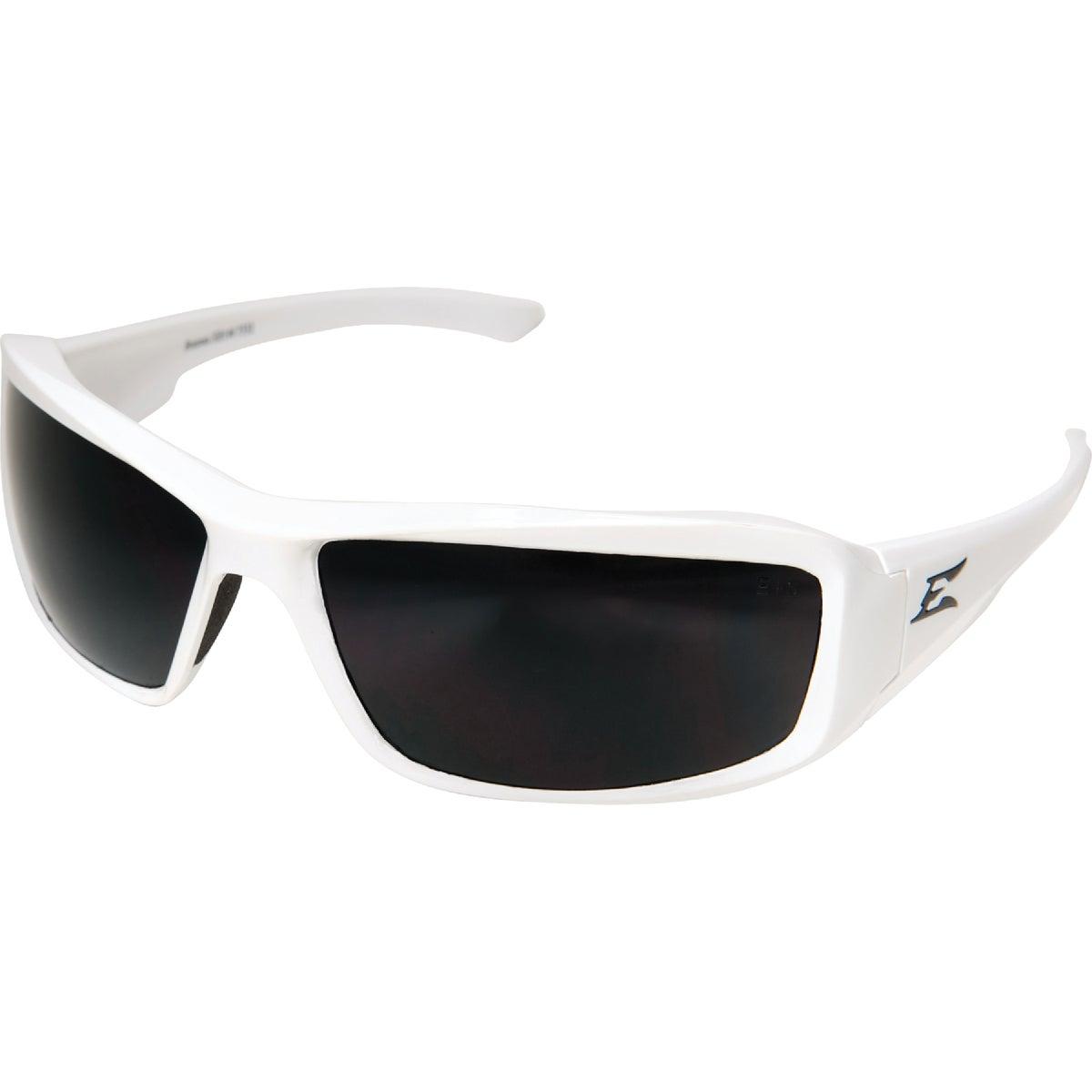 BRAZEAU WHITE/SMOKE LENS - XB146 by Edge Eyewear
