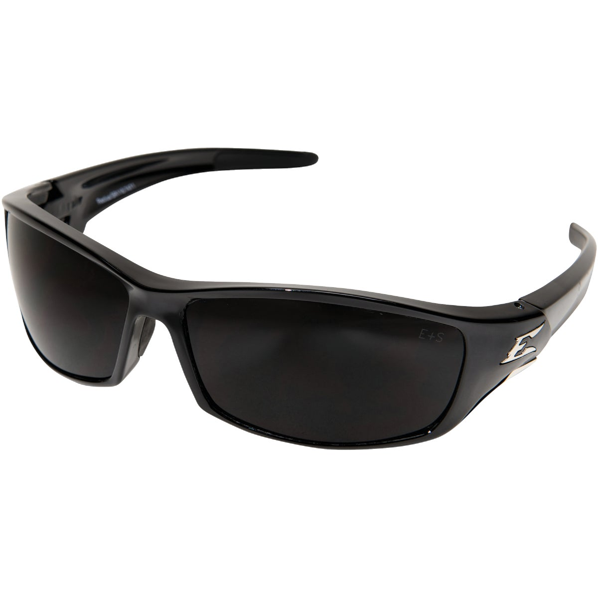 RECLUS BLK/SMOKE LENS - SR116 by Edge Eyewear