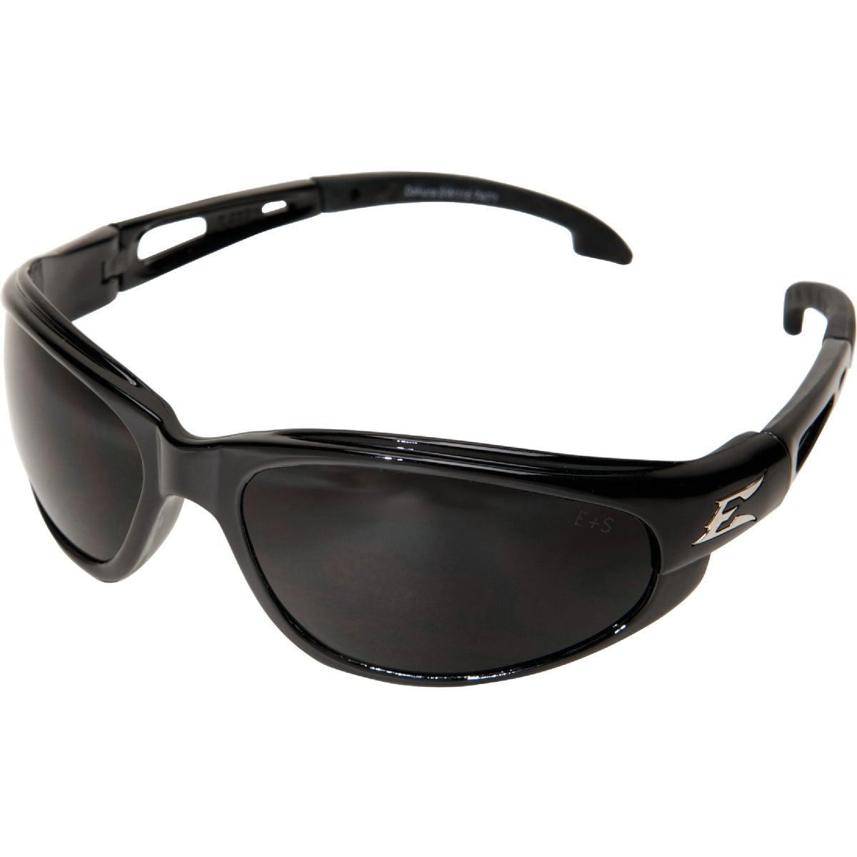 DAKURA BLACK/SMOKE LENS - SW116 by Edge Eyewear
