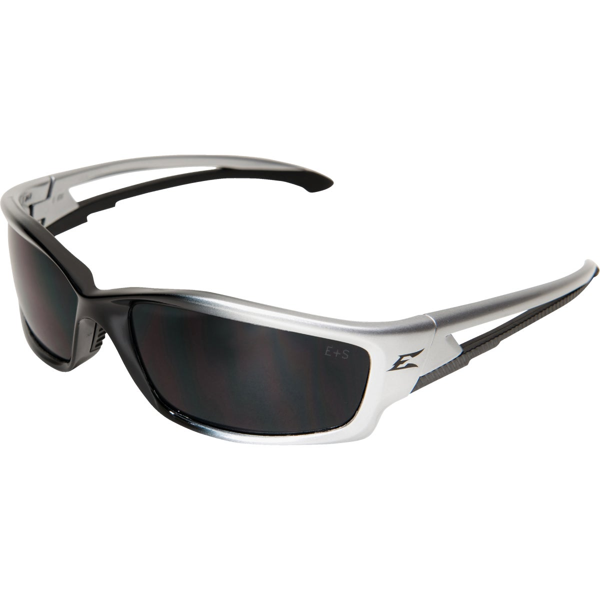 KAZBEK BLACK/SMOKE LENS - SK116 by Edge Eyewear