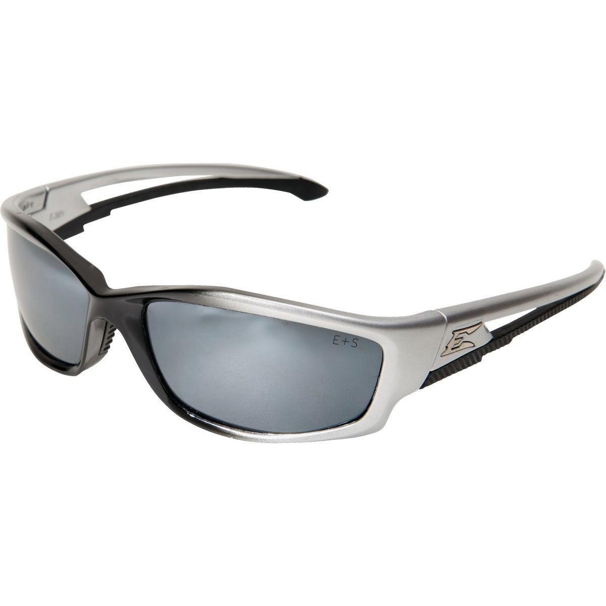 KAZBEK BLK/SLVR MIR LENS - SK117 by Edge Eyewear