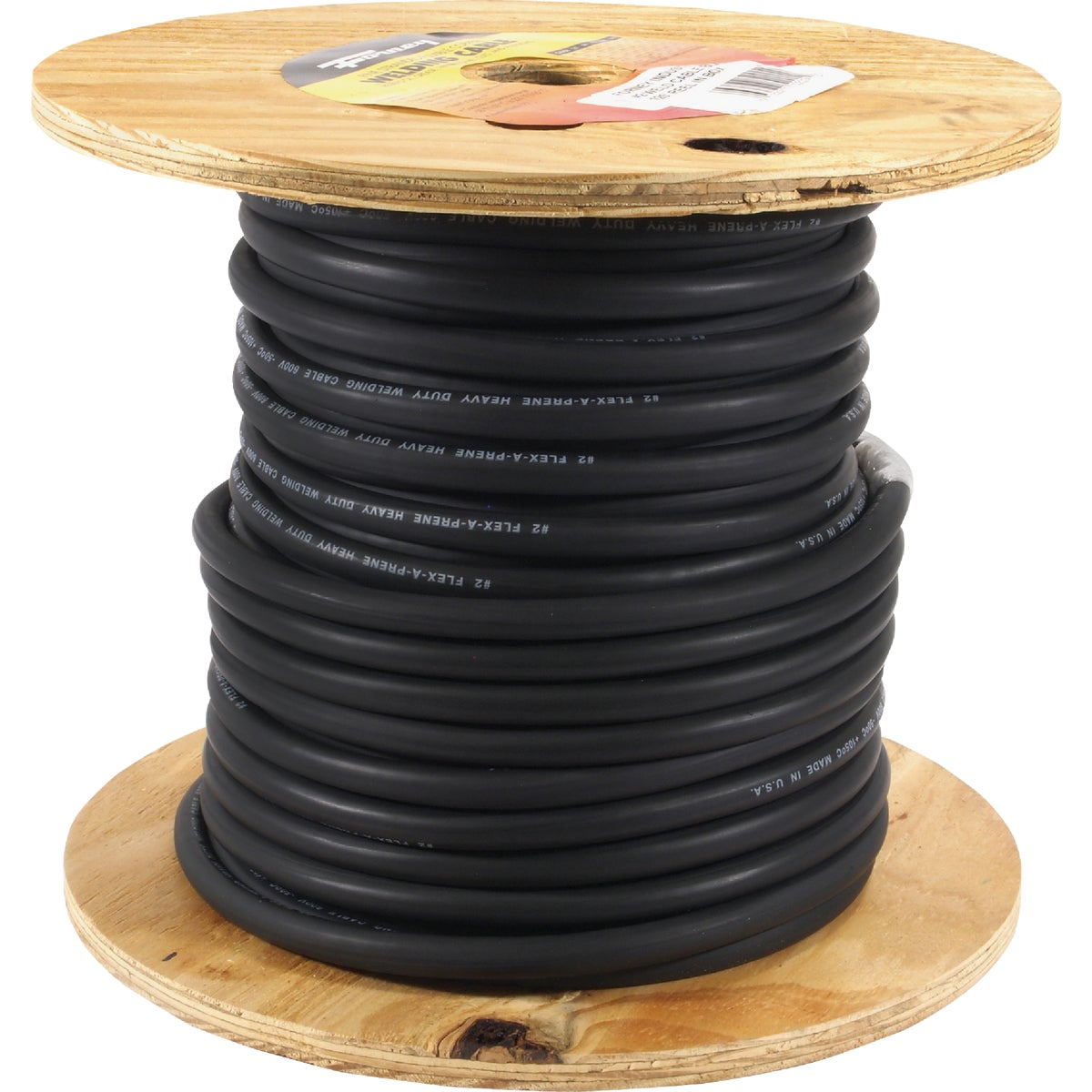 125' #2 WELDING CABLE - 52024 by Forney Industries
