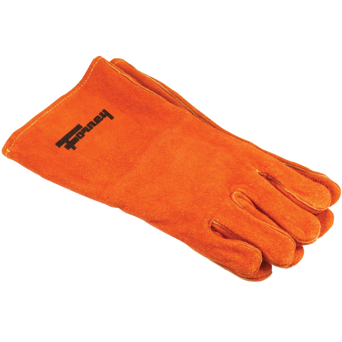 LRG BRN WELDING GLOVE - 55206 by Forney Industries