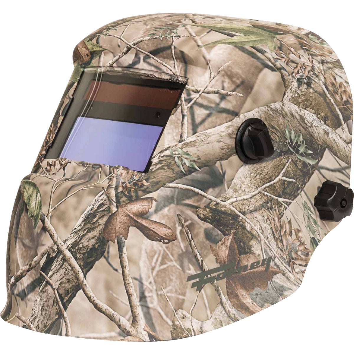 CAMO AD WELDING HELMET - 55652 by Forney Industries