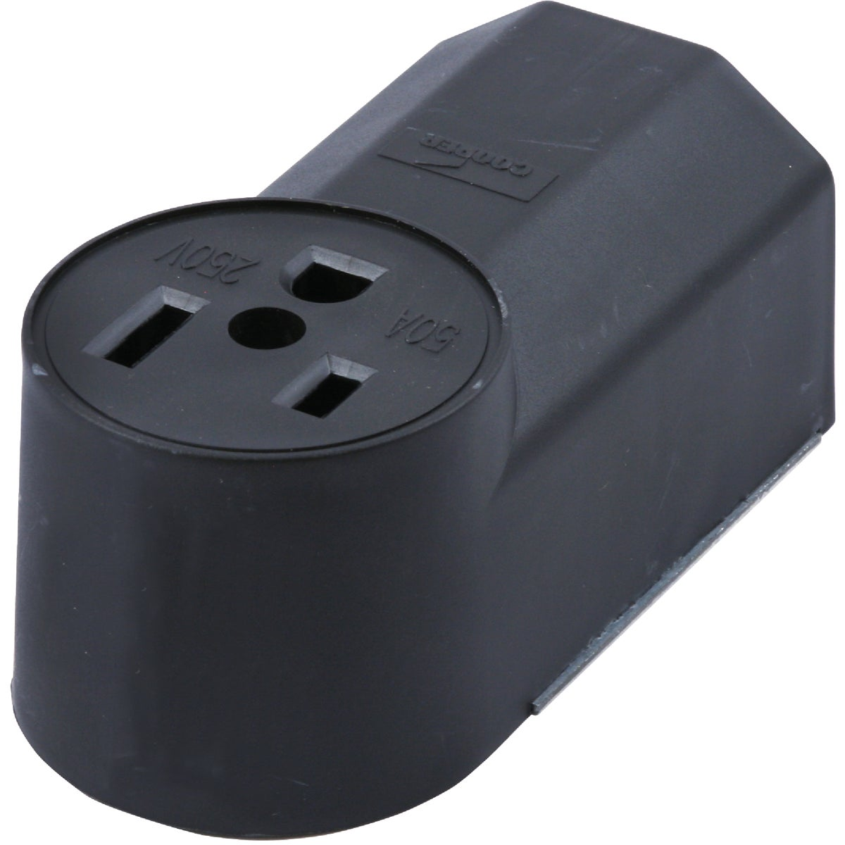 50A PIN-TYPE RECEPTACLE - 58402 by Forney Industries
