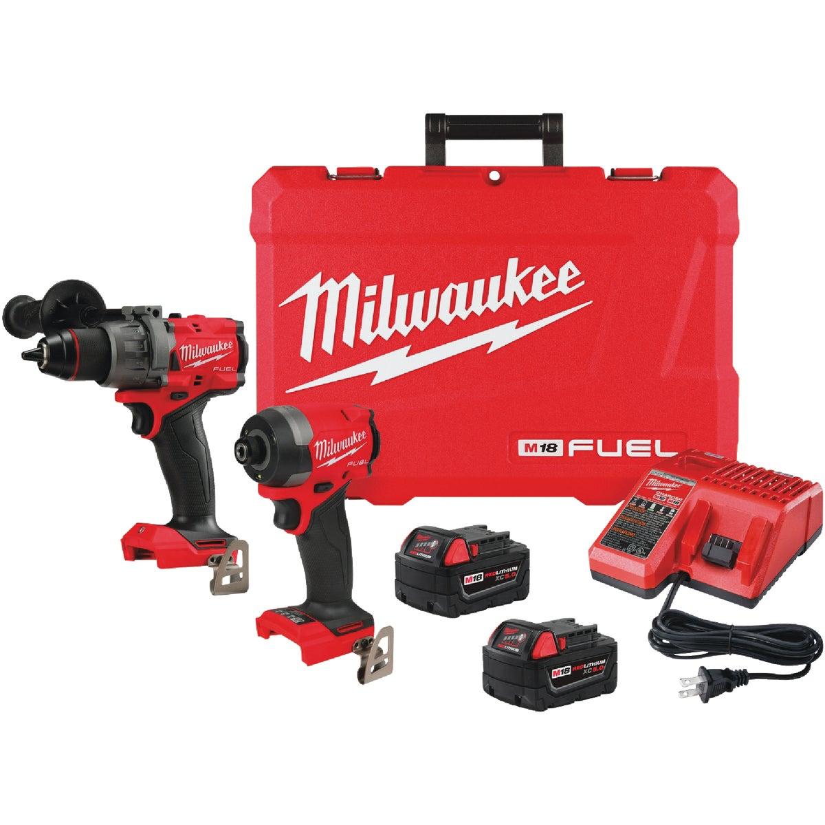 M18 HAMRDRL/IMPACT KIT - 2797-22 by Milwaukee Elec Tool
