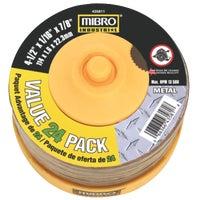 Mibro 24PC METAL CUTOFF WHEEL 435811