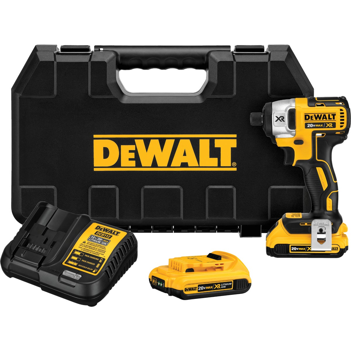 20V MAX BRUSHLESS IMPACT - DCF886D2 by DeWalt