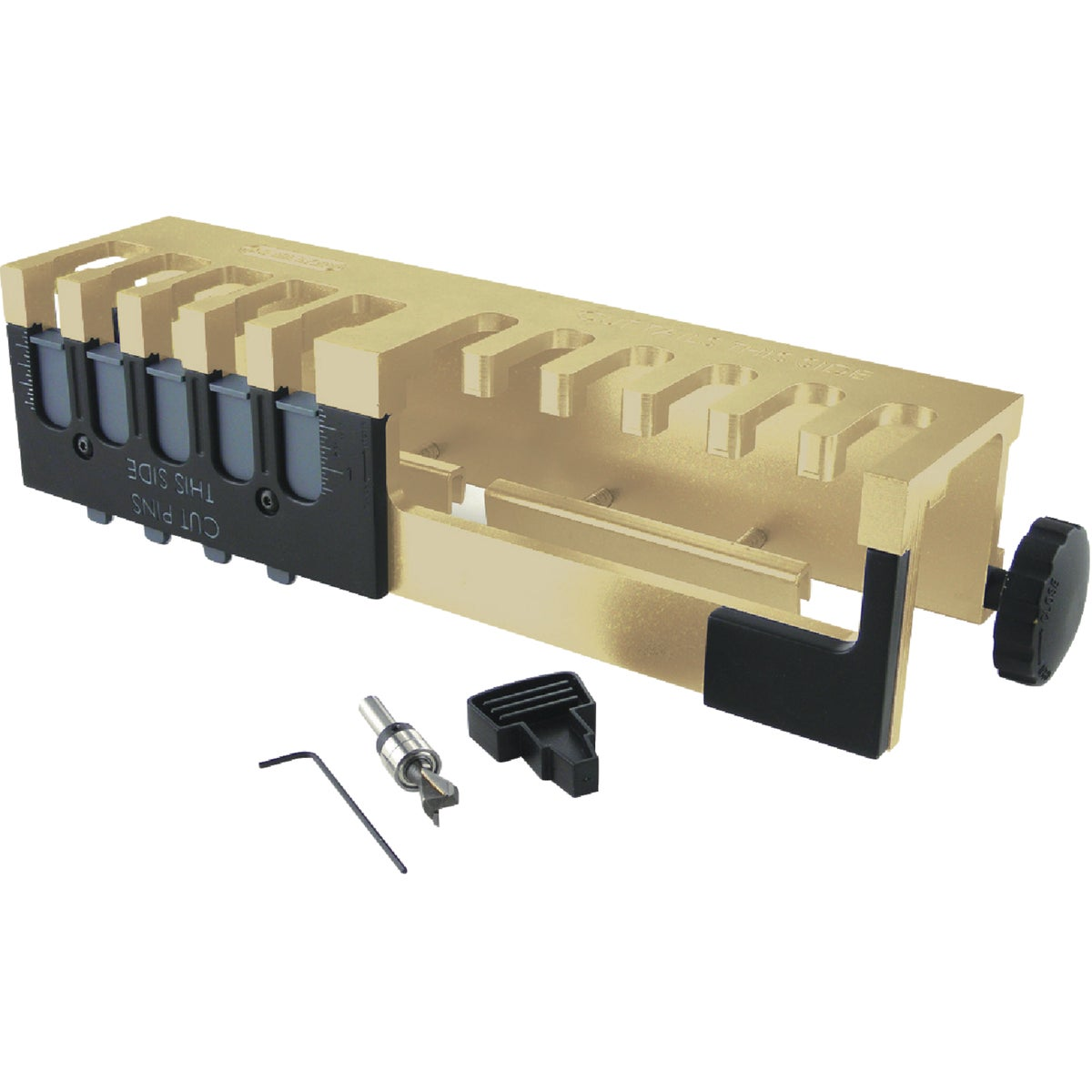 EZ PRO DOVETAIL JIG KIT - 861 by Gen Tools Mfg