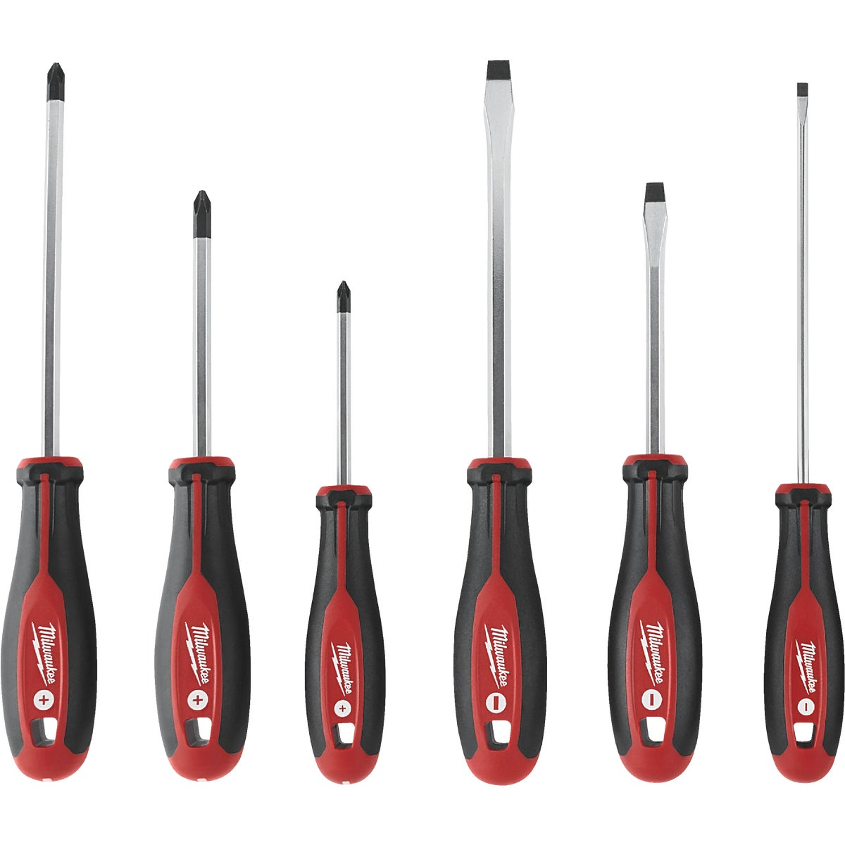 6PC SCREWDRIVER SET