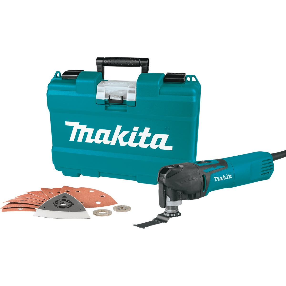 MULTI-TOOL KIT - TM3000CX5 by Makita Usa Inc