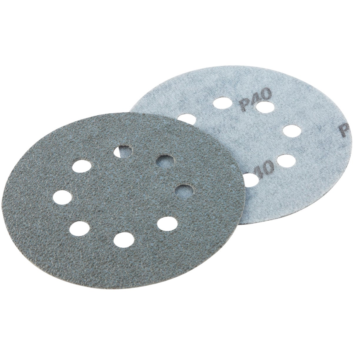 "8 HOLE 5"" 40G SAND DISC - 12280 by Ali Industries Inc"