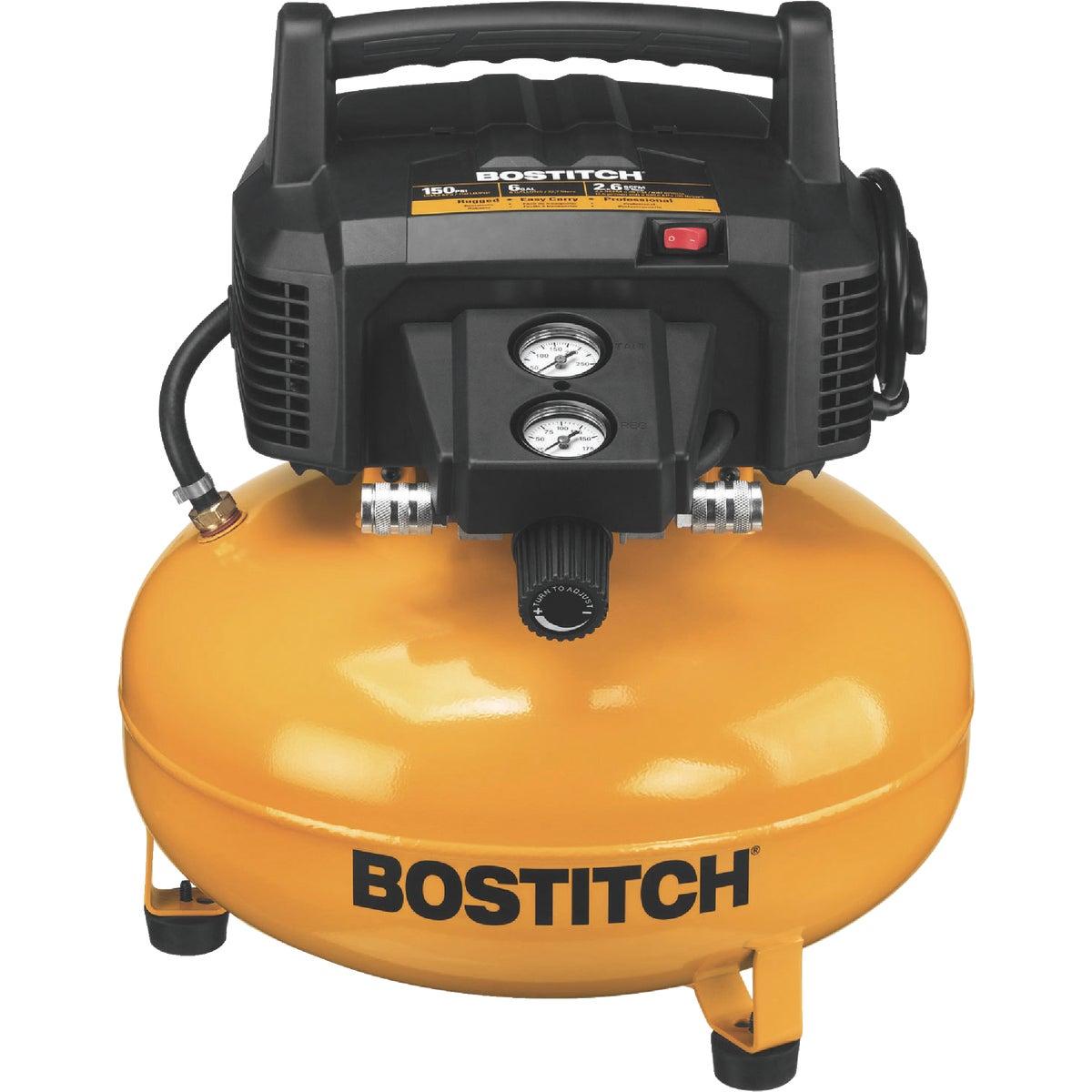 Bostitch 6 Gal. Pancake Air Compressor