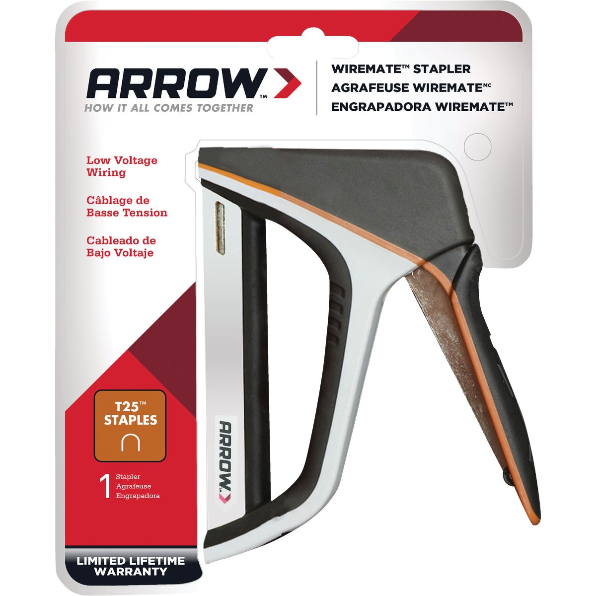 WIREMATE STAPLER - T25X by Arrow Fastener Co